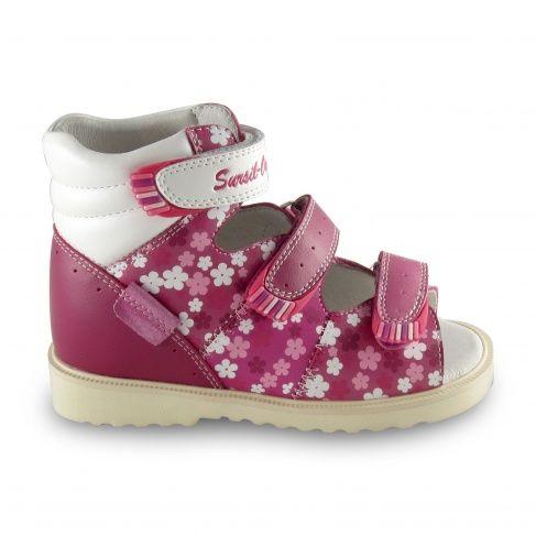 819cc549d Купить ортопедическую обувь для детей с высоким берцем антивальгусные в  Москве