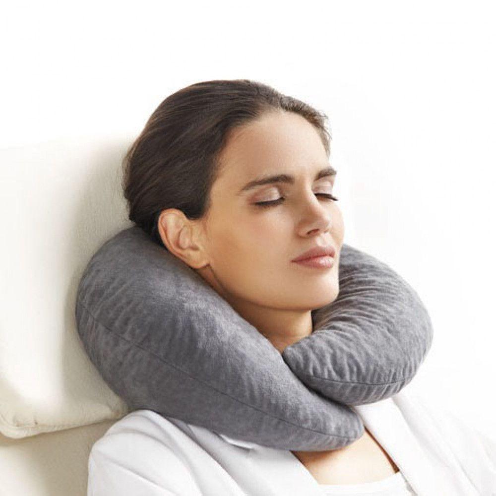 Ортопедическая подушка-воротник для путешествий Diva